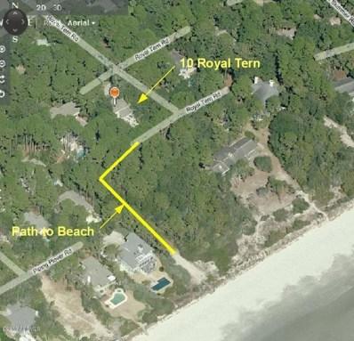 10 Royal Tern Road, Hilton Head Island, SC 29928 - #: 157894