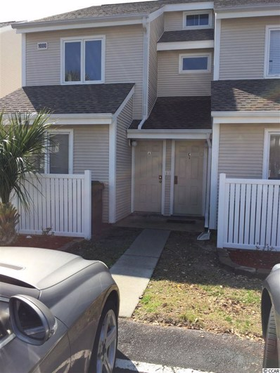 1000 Deercreek Rd. UNIT A, Surfside Beach, SC 29575 - #: 1806029