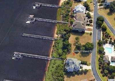 4606 S Island Dr., North Myrtle Beach, SC 29582 - #: 1809691
