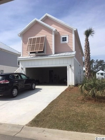 547 Chanted Dr., Murrells Inlet, SC 29576 - #: 1810608