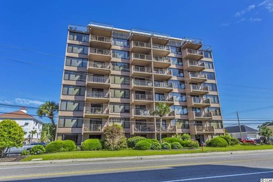 7603 N Ocean Blvd. UNIT 3 G, Myrtle Beach, SC 29572 - #: 1811952