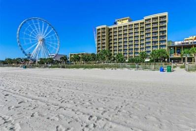 1200 N Ocean Blvd UNIT 711, Myrtle Beach, SC 29577 - #: 1814988