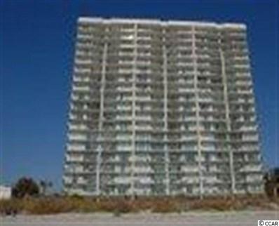 3805 S Ocean Blvd. UNIT #1201, North Myrtle Beach, SC 29582 - #: 1815914