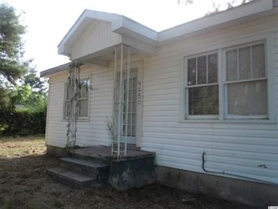 4150 Harrelson Ave., Loris, SC 29569 - #: 1817505