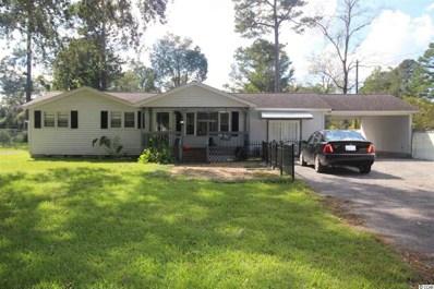 499 West Virginia Rd., Georgetown, SC 29440 - #: 1820902