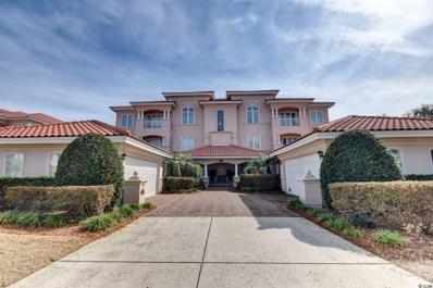 8604 San Marcello Dr. UNIT 5-102, Myrtle Beach, SC 29579 - #: 1903395