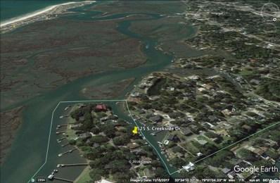 525 S Creekside Dr., Murrells Inlet, SC 29576 - #: 1903490