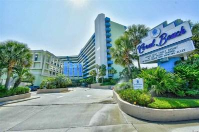 1105 S Ocean Blvd. UNIT 504, Myrtle Beach, SC 29577 - #: 1907322