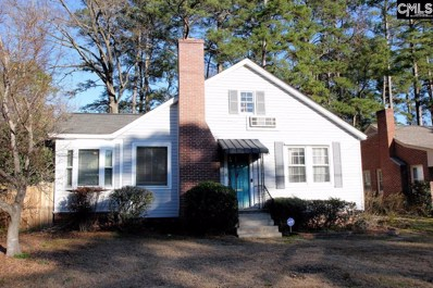 4228 Monticello Road, Columbia, SC 29203 - #: 463082