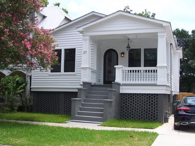 27 Lenox Street, Charleston, SC 29403 - #: 19013940