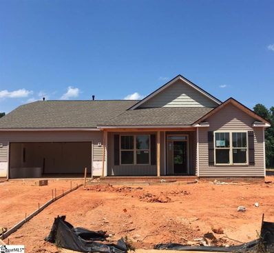 406 Bridlecrest Lane UNIT Lot 4, Greer, SC 29651 - #: 1378330