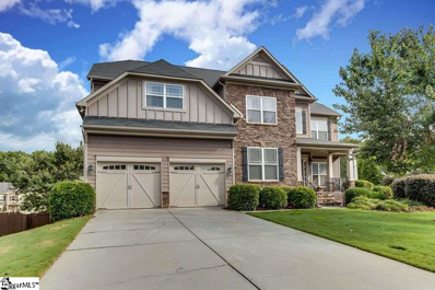27 Blacksburg Court, Simpsonville, SC 29681 - #: 1380168