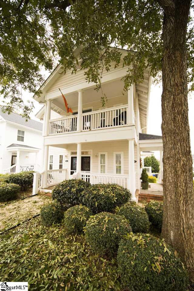 15 Oakhurst Avenue UNIT A, Greenville, SC 29609 - #: 1406228