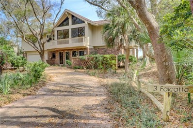 3 Falcatta Road, Hilton Head Island, SC 29928 - #: 392125