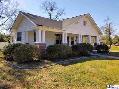 206 S Keith St, Timmonsville, SC 29161 - #: 136407
