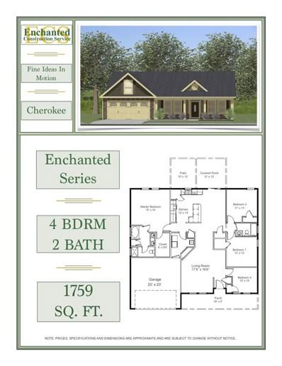 228 Hardin Rd Lot 8, Chesnee, SC 29323 - #: 256166