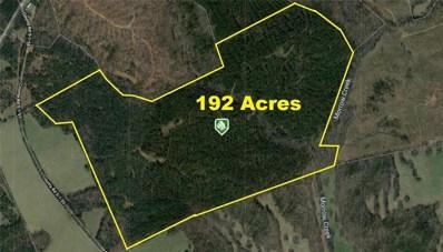 Hanna, Lowndesville, SC 29659 - #: 20210588