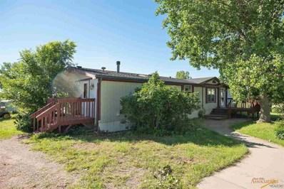 5109 Mill Rd, Rapid City, SD 57702 - #: 139812