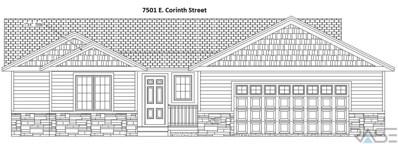 7501 E Corinth St, Sioux Falls, SD 57110 - #: 21805680