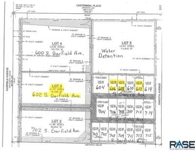 602 S Garfield Ave, Dell Rapids, SD 57022 - #: 22001758