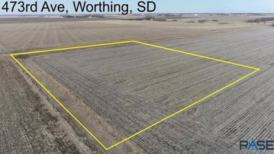 473rd Ave, Worthing, SD 57077 - #: 22101010