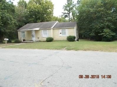 818 E College, Jackson, TN 38301 - #: 169066