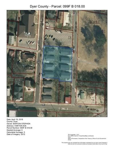Harton & Liberty, Dyersburg, TN 38024 - #: 182403