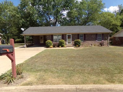 528 Galbraith, Henderson, TN 38340 - #: 184571