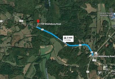 1708 Middleburg, Decaturville, TN 38329 - #: 185513