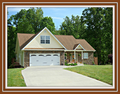 1508 Persimmon Orchard Drive, Dandridge, TN 37725 - #: 1041467