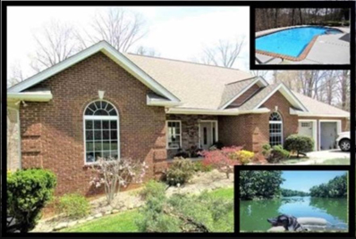 1448 David Swann Drive, Dandridge, TN 37725 - #: 1063799