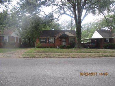 1101 Robin Hood Ln, Memphis, TN 38111 - #: 10012342