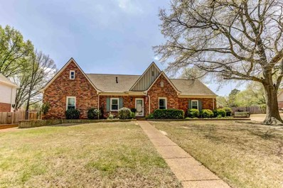 761 Meadow Vale Dr, Collierville, TN 38017 - #: 10025046