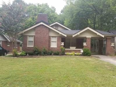437 Alexander St, Memphis, TN 38111 - #: 10034571