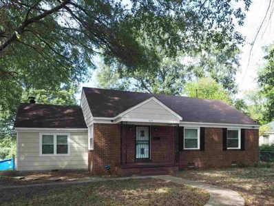 1644 Dellwood Ave, Memphis, TN 38127 - #: 10036740