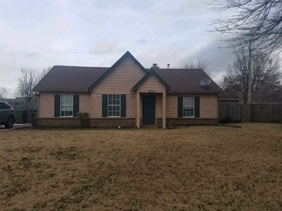 7516 Kristywood Cv, Memphis, TN 38133 - #: 10043419