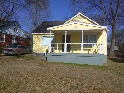 662 E Davant Ave, Memphis, TN 38106 - #: 10045259
