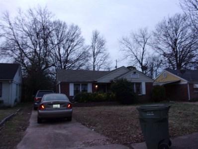 1911 Quinn Ave, Memphis, TN 38114 - #: 10045291