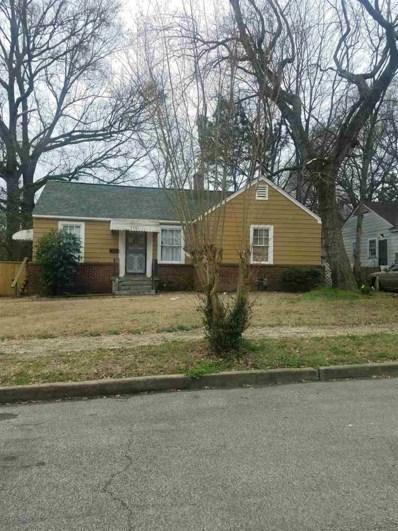 3747 Rockwood Ave, Memphis, TN 38122 - #: 10052588