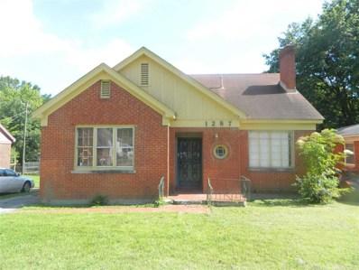 1287 Gill Ave, Memphis, TN 38106 - #: 10056361