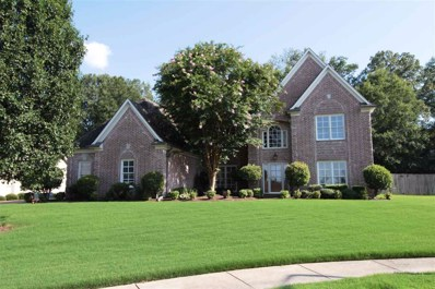 1181 S Indian Wells Dr, Collierville, TN 38017 - #: 10058408