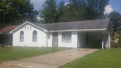 4694 Hillbrook St, Memphis, TN 38109 - #: 10059817