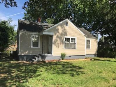 1628 Amarillo St, Memphis, TN 38114 - #: 10061671