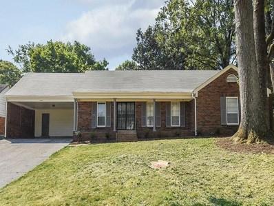 5307 Longmeadow Dr, Memphis, TN 38134 - #: 10062286