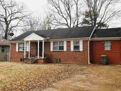 3005 Robbiedon St, Memphis, TN 38128 - #: 10062511