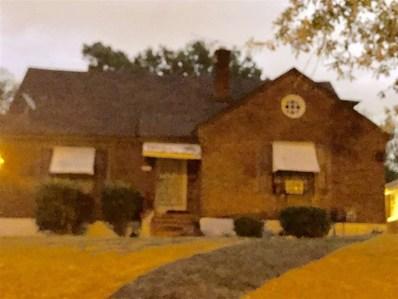 1536 Shadowlawn Blvd, Memphis, TN 38106 - #: 10062725