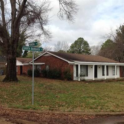 5353 Santa Barbara St, Memphis, TN 38116 - #: 10064236