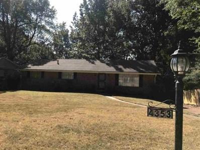 4353 Tena Dr, Memphis, TN 38128 - #: 10064859