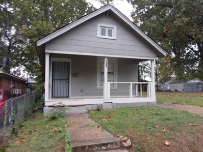 703 Barrett Pl, Memphis, TN 38107 - #: 10065092