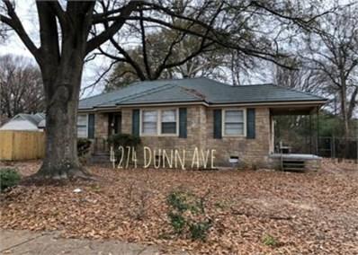 4274 Dunn Ave, Memphis, TN 38111 - #: 10067182